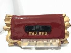 miumiu(ミュウミュウ)/キーケース