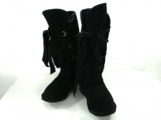 ジャンボアグブーツのブーツ