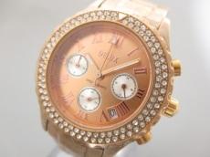 デラックスの腕時計