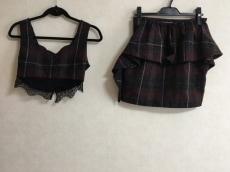 メイドインヘブンのスカートセットアップ