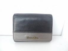 ボルサリーニの3つ折り財布