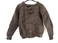 ブラックシープのセーター