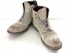 フットザコーチャーのブーツ