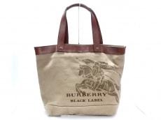 Burberry Black Label(バーバリーブラックレーベル)/トートバッグ