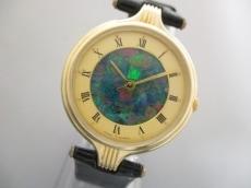 ファベルジェの腕時計