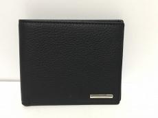 ErmenegildoZegna(ゼニア)/2つ折り財布