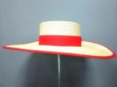 ジンジャーエールの帽子
