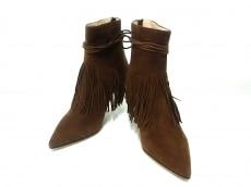 ビオンダカスターナのブーツ