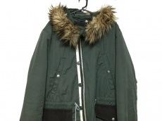 ユーユー ユニクロ×アンダーカバーのコート