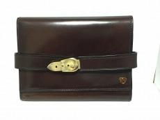 ダヴィンチの3つ折り財布