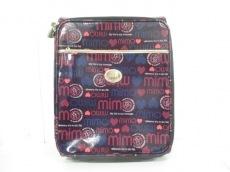 ミモのキャリーバッグ