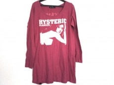 HYSTERIC GLAMOUR(ヒステリックグラマー)/チュニック
