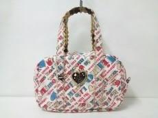 ミモのハンドバッグ
