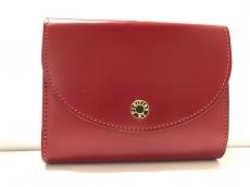 CORDOVAN(コードバン)の3つ折り財布