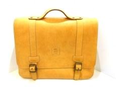 レダーウォルフのビジネスバッグ
