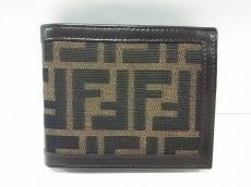 FENDI(フェンディ)/2つ折り財布