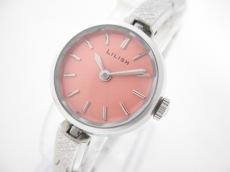 リリッシュの腕時計