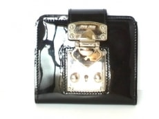 miumiu(ミュウミュウ)/2つ折り財布