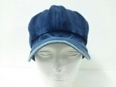 アイディーデイリーウェアの帽子
