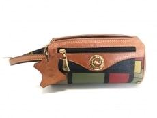 ダブルフィッシュのセカンドバッグ