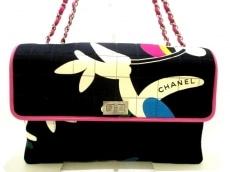 CHANEL(シャネル)のチョコバー/2.55のショルダーバッグ