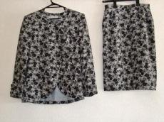 HANAE MORI(ハナエモリ)/スカートスーツ