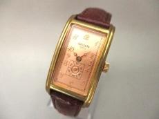 グリュエンの腕時計