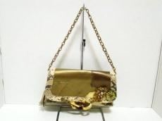 グリグリのショルダーバッグ
