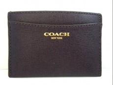 COACH(コーチ)/カードケース