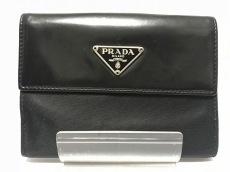 PRADA(プラダ)/Wホック財布