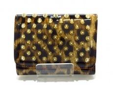 CHRISTIAN LOUBOUTIN(クリスチャンルブタン)/3つ折り財布