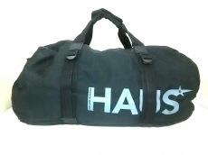 ハウスゴールデングースのボストンバッグ