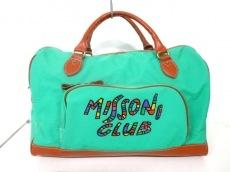 MISSONI(ミッソーニ)のボストンバッグ
