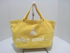 niko and...(ニコアンド)/トートバッグ