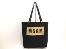 MSGM(エムエスジィエム)/トートバッグ