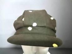 ソウソウの帽子
