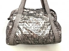 CHANEL(シャネル)のアンリミテッドのショルダーバッグ