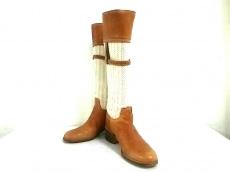 エーボンブのブーツ