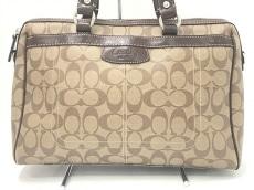 COACH(コーチ)のぺネロピコンバーチブルシグネチャーナンシーサッチェルのハンドバッグ