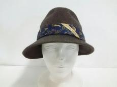 オーラの帽子