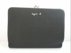agnes b(アニエスベー)/2つ折り財布