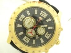 アクアマスターの腕時計