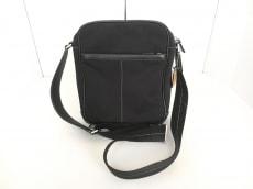 COACH(コーチ)のトランス アトランティック ナイロン フライト バッグのショルダーバッグ