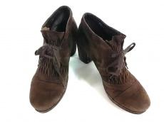 ホーマーズのブーツ