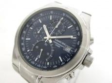 アルミュールの腕時計