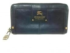 Burberry Blue Label(バーバリーブルーレーベル)/長財布