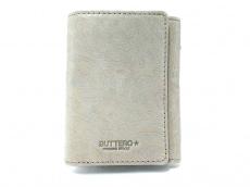BUTTERO(ブッテロ)の3つ折り財布
