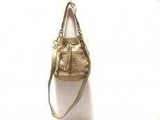 COACH(コーチ)のポピー レザー ポピー シンチのハンドバッグ