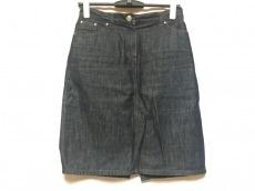 ヴェルサーチジーンズシグネチャーのスカート