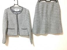 PLS+T(PLST)(プラステ)/スカートスーツ